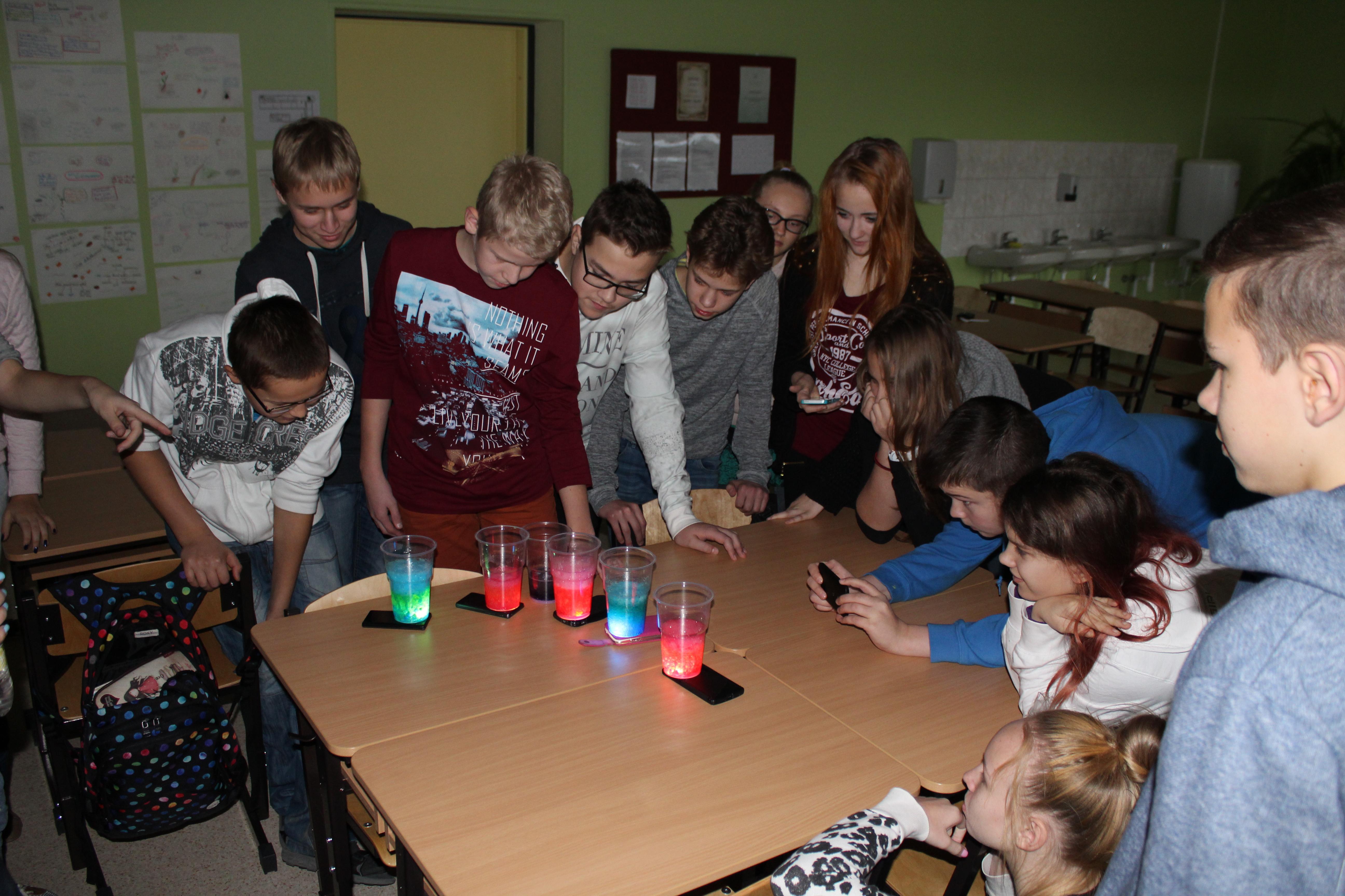 16.–20. novembril toimus koolis reaalainetenädal