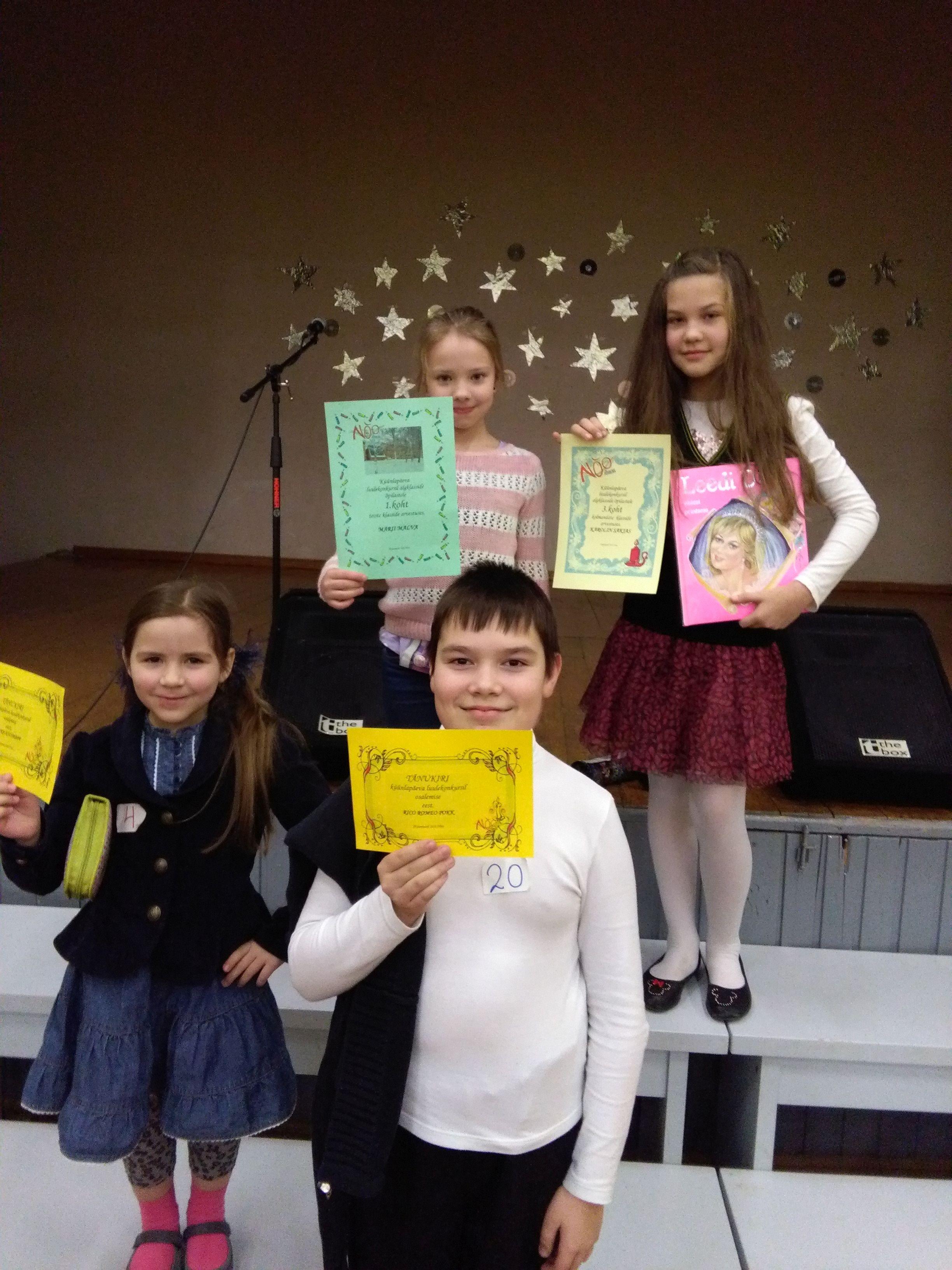 Küünlapäeva luulekonkurss