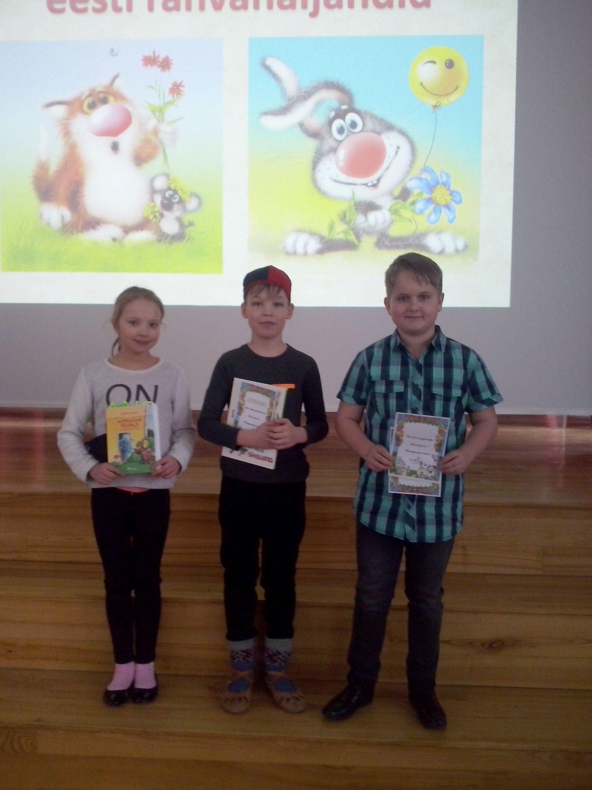 Maakondlik muinasjutuvestjate konkurss