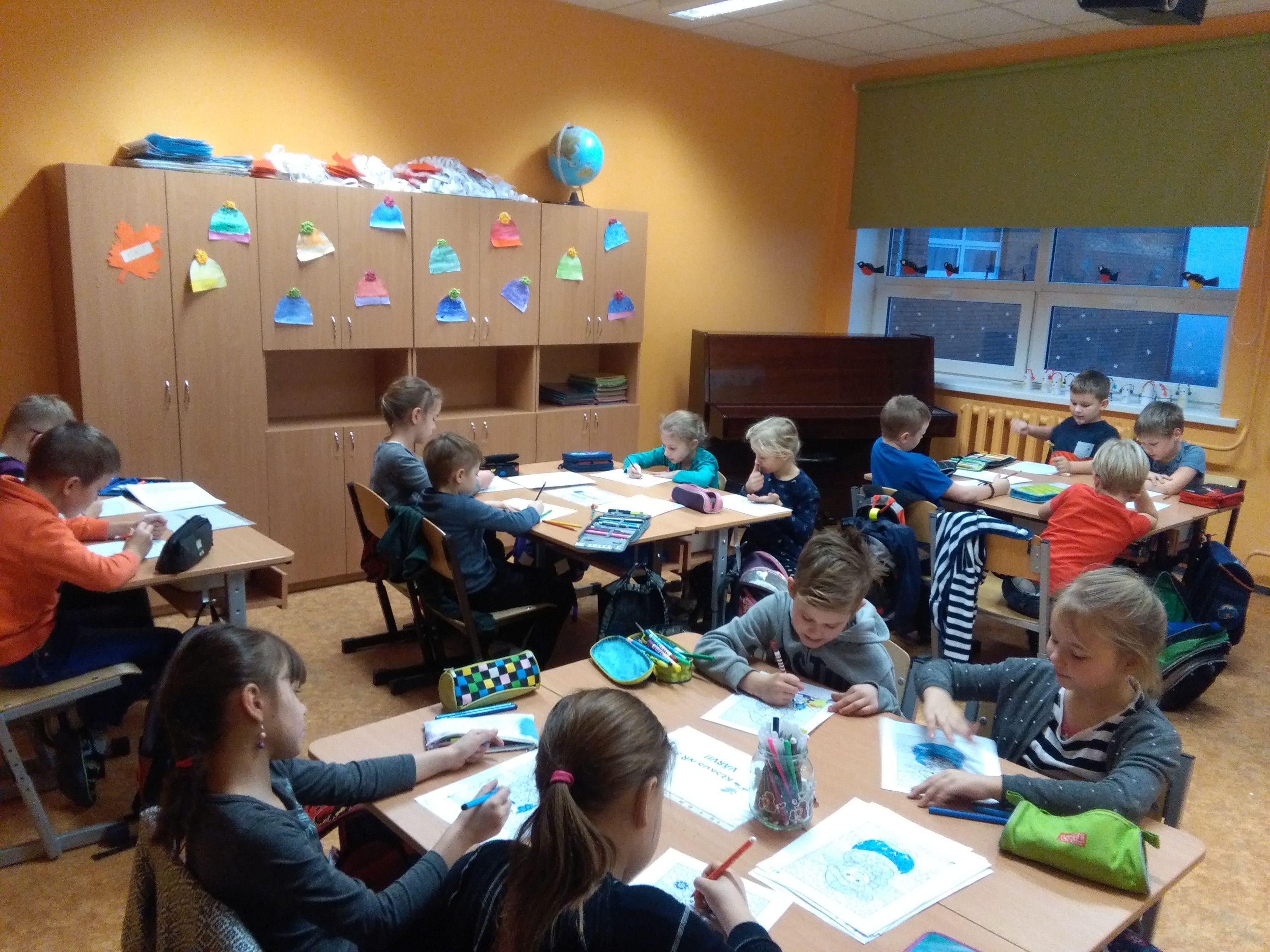 1.b klassi õpilaste keskuste päev