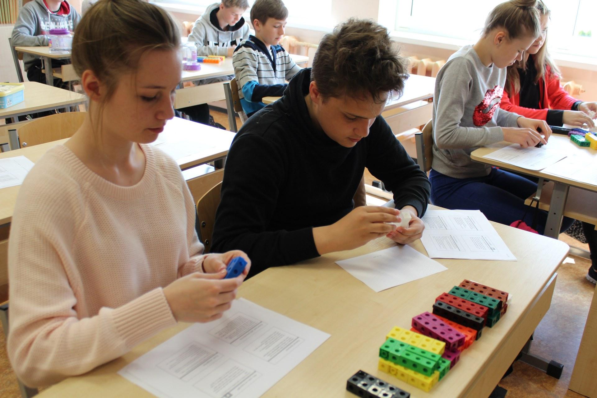 Matemaatika tund TÜ lektoriga