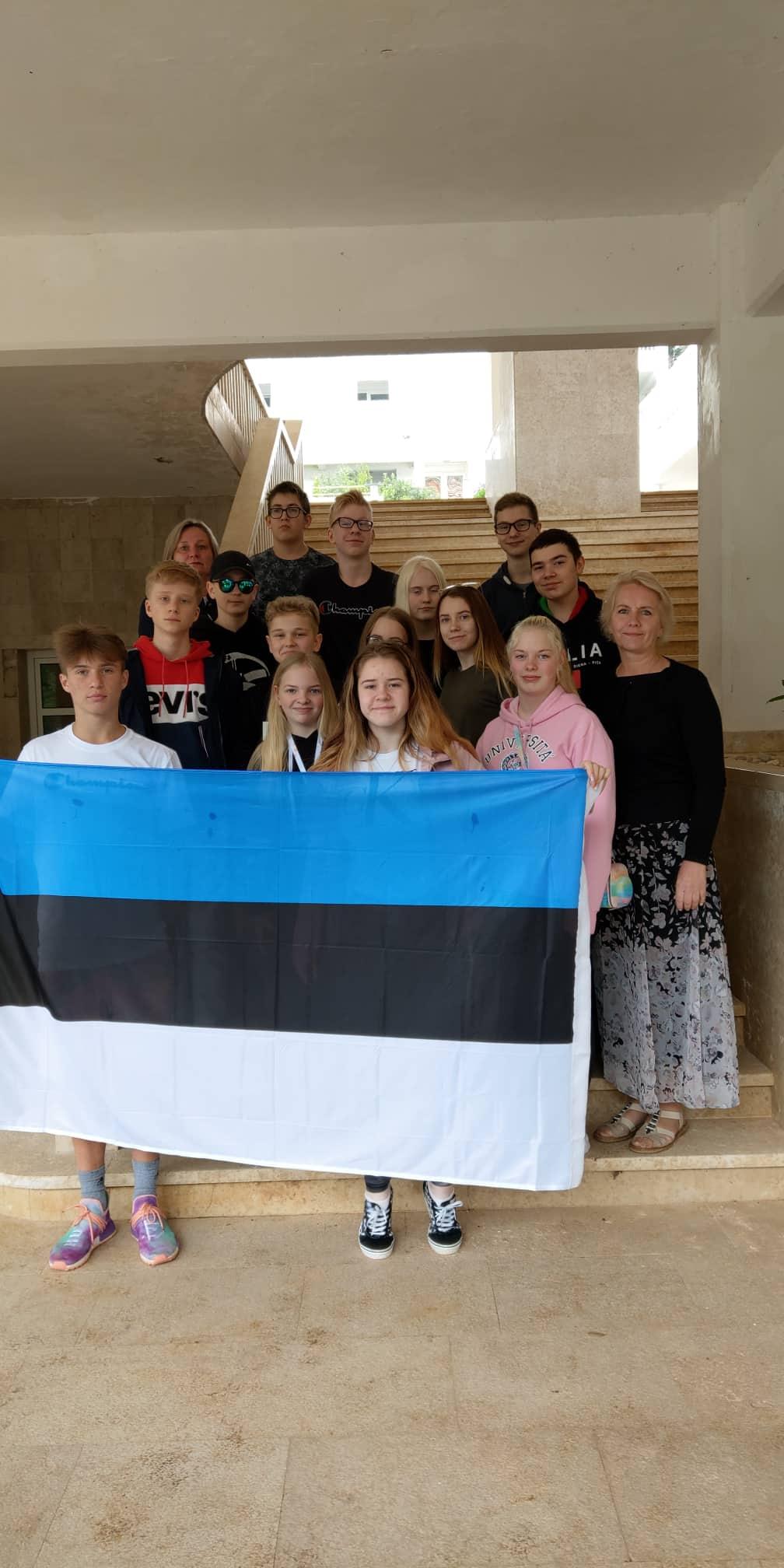 Rahvusvaheline laager Horvaatias